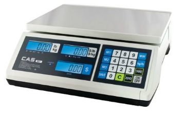 CAS ER Jr certified scales