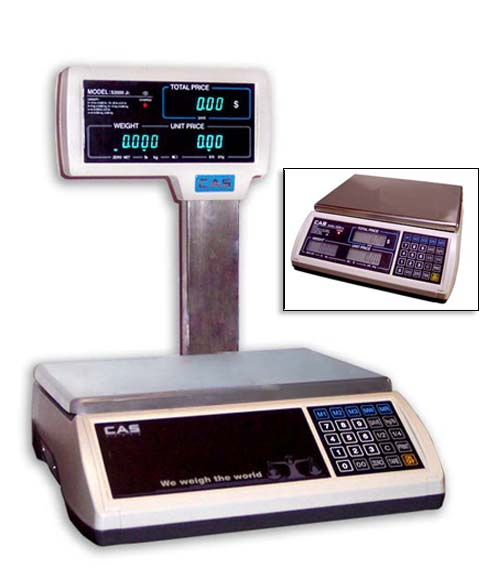 S-2000 JR price computing scales